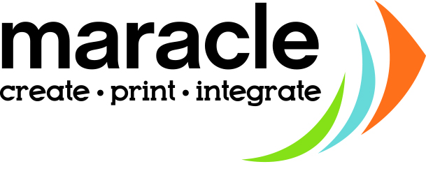 Maracle Create Print Integrate Logo