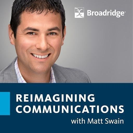 Reimagining Communications Podcast With Matt Swain